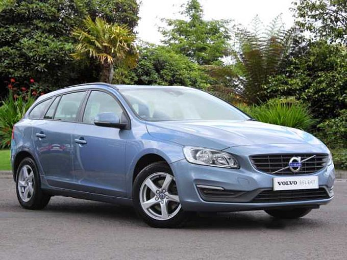 Volvo V60 D3 Business Edition Manual
