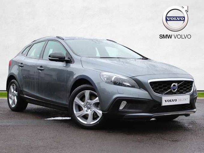 Volvo V40 Cross Country D2 Lux Automatic