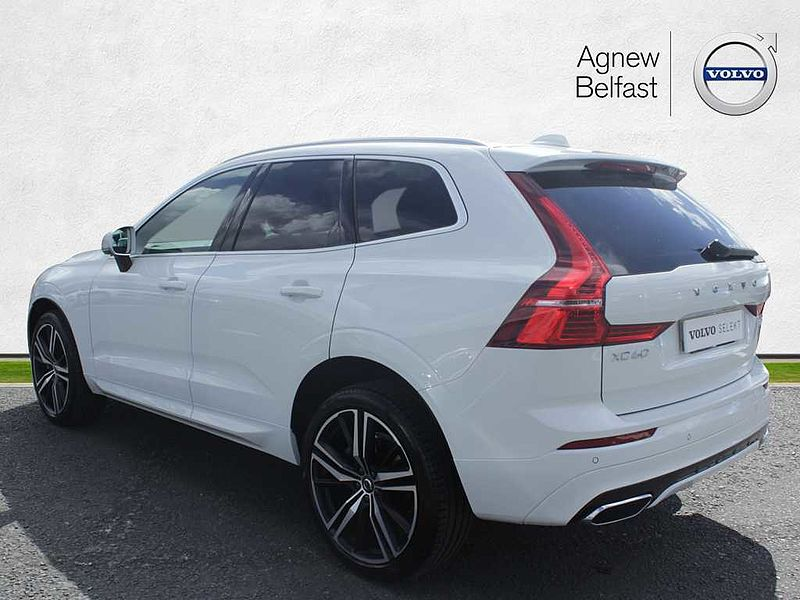 Volvo XC60 D4 R-Design Pro Auto (Winter Pack, Air Suspension)