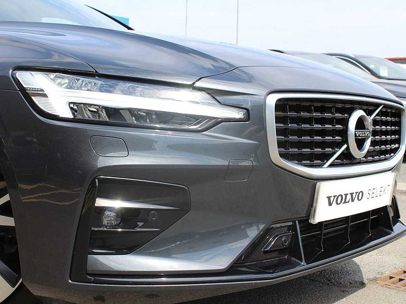 Volvo V60 D3 R-Design (A) (Rear Camera, Ex-Demo)