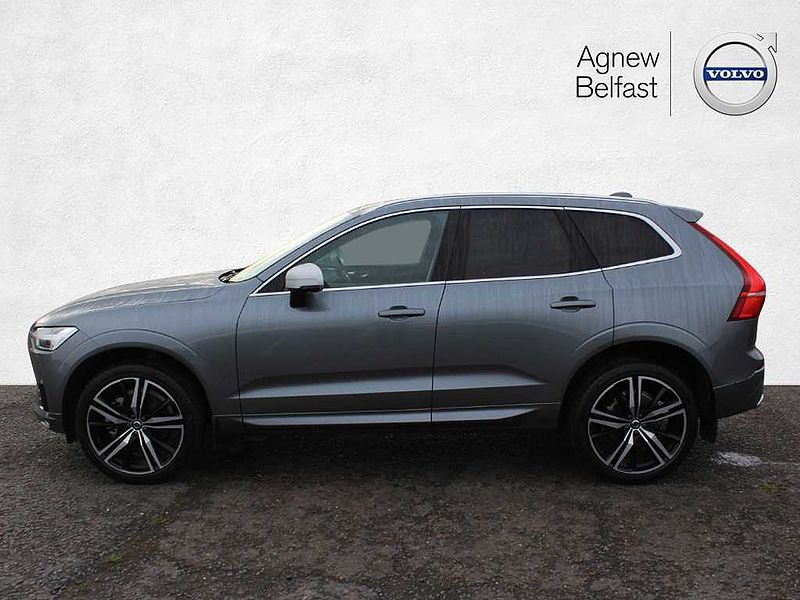 Volvo XC60 T5 AWD R-Design Pro (A) (Bowers & Wilkins Sound System)