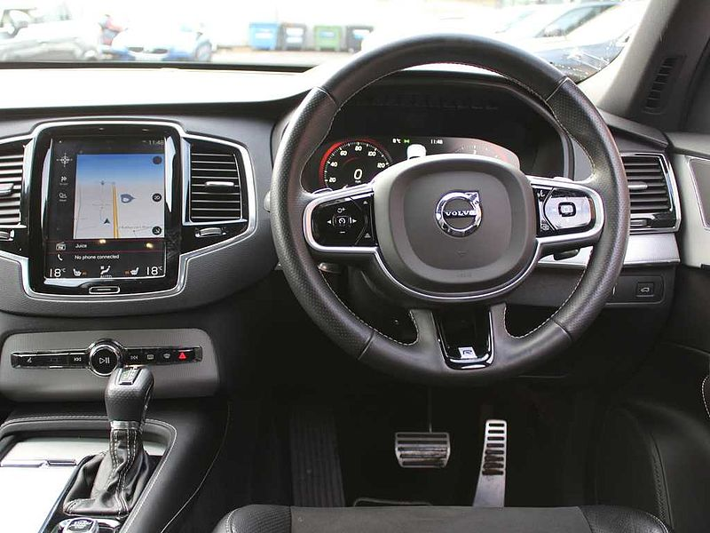 Volvo XC90 D5 PowerPulse AWD R-Design (A) (Park Assist, Heated Front Seats)