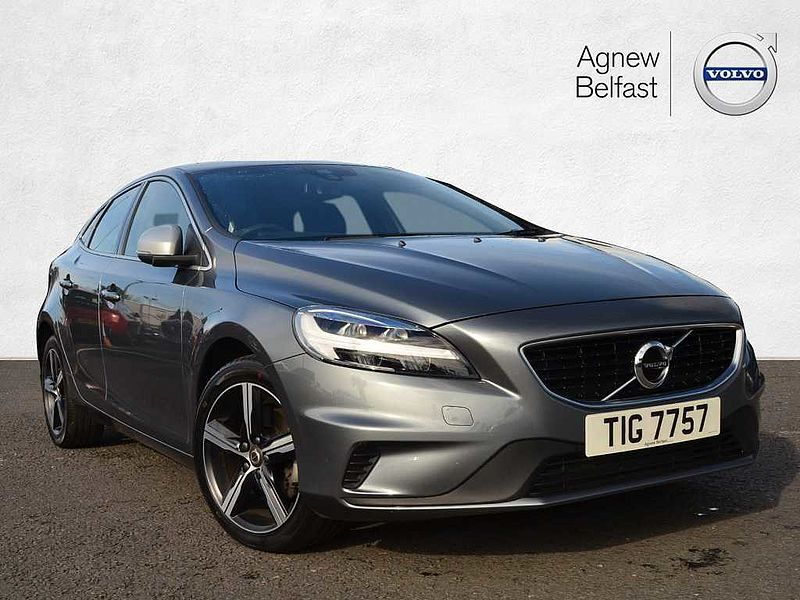 Volvo V40 T2 R-Design Nav Plus (M)